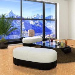 wood ridge forna cork floor sustainable green design
