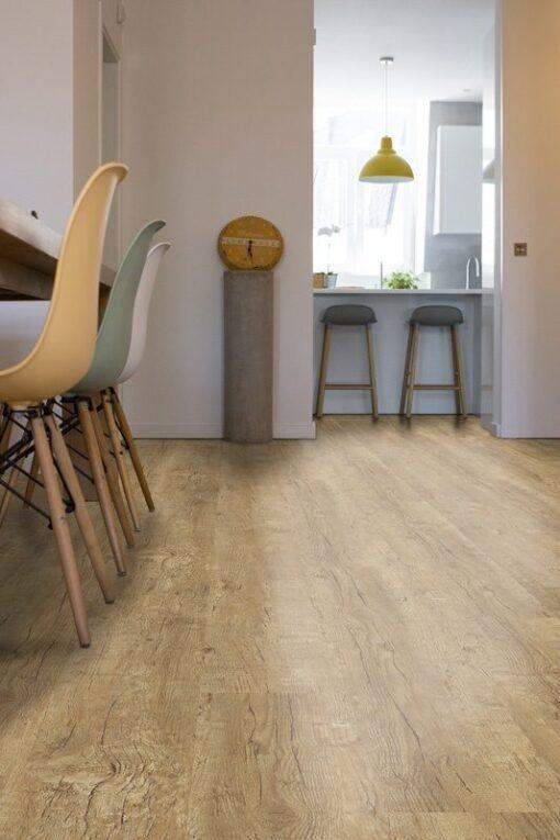 yellow cedar design concept cork floor dinning room 2