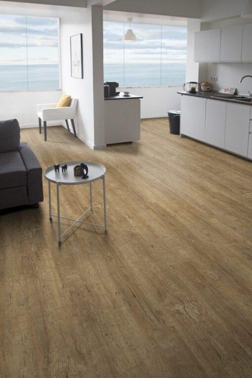yellow cedar design concept cork floor kitchen