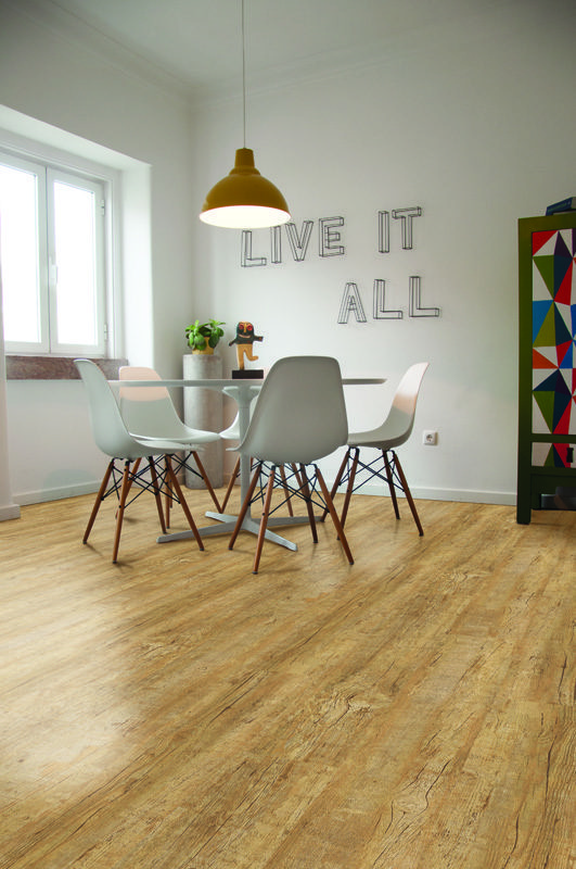 yellow cedar design concept cork floor meeting room